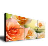 Full HD video wall - 55 Inch