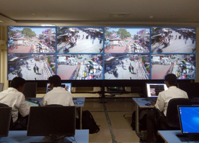 City Public Security Project in Jinan City, China