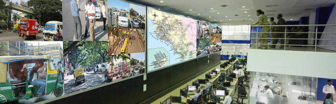 Traffic Management Control Room
