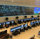 Traffic Control Room Project in Shanghai, China